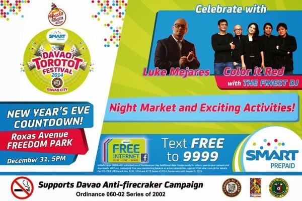 2015 Davao Torotot Festival