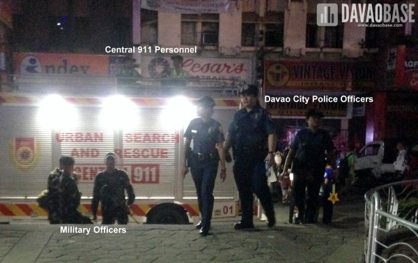 ensuring Davao's safety and security