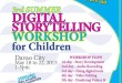 3rd switotwins summer digital storytelling