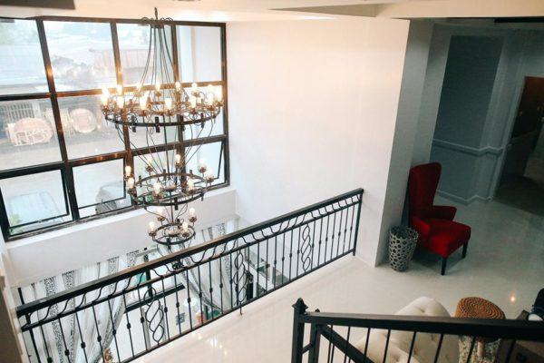 beautiful interior design at vine molave