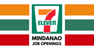 7-Eleven Mindanao job openings