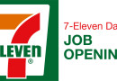 Job Openings at 7-Eleven Davao