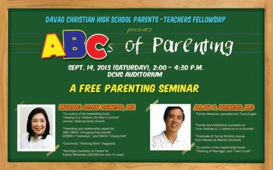 ABCs of Parenting