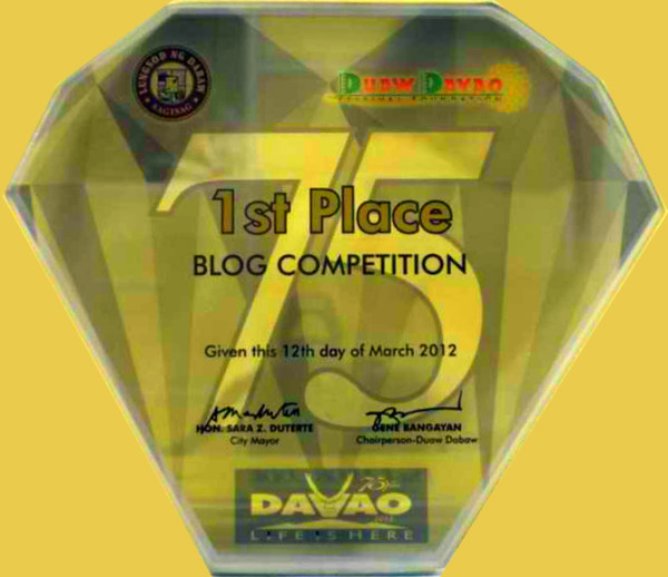 Araw-ng-Dabaw-blog-contest-first-place