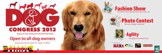 Dog Congress in Davao