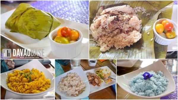 Balik Bukid rice