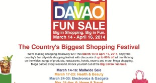 Big Davao Fun Sale SM