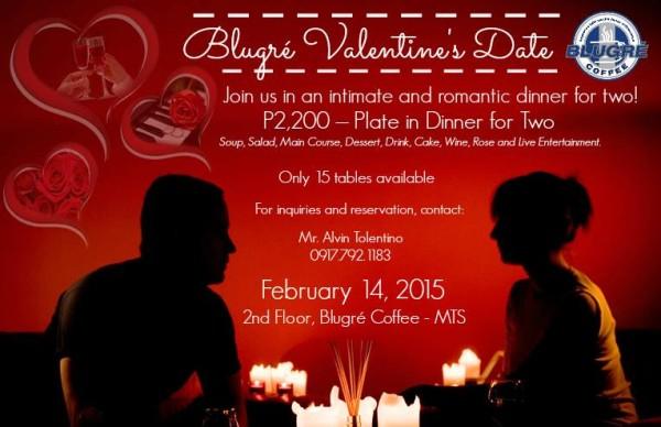 Blugre Valentines Date