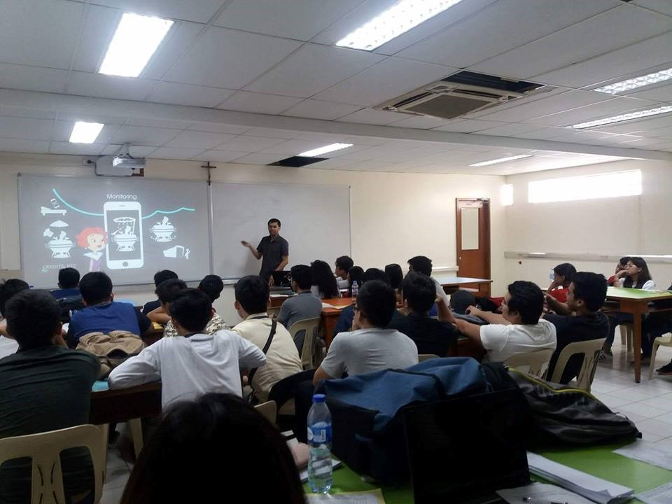 Createlabz at Ateneo de Davao University