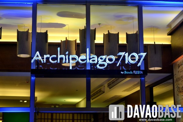 Archipelago 7107 by Barrio Fiesta, 2/F Fountain Court, SM Lanang Premier