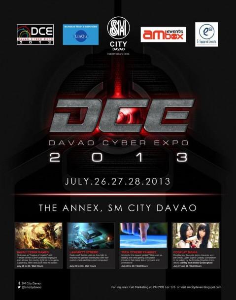 Davao Cyber Expo 2013