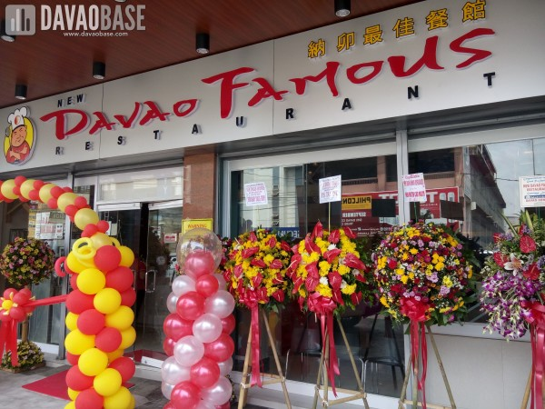 Davao Famous Relaunch