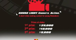 Light Stories: A Davao Light video-making contest