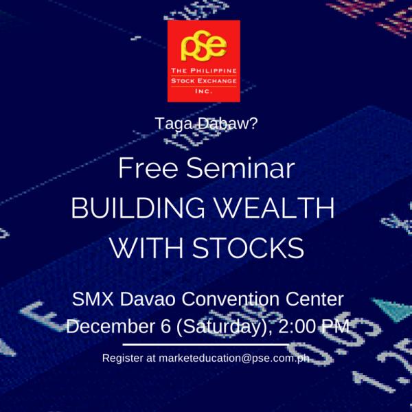 Davao PSE seminar