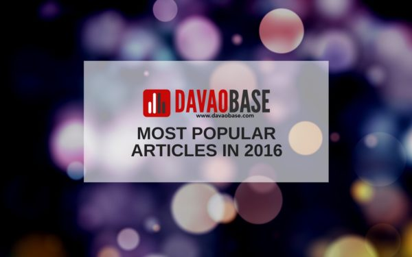 davaobase most popular articles 2016