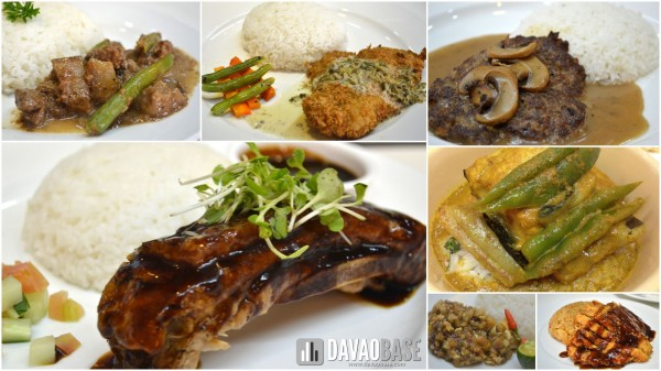 Diners Venue rice meals