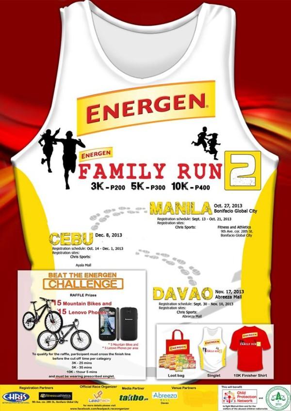 Energen Family Run