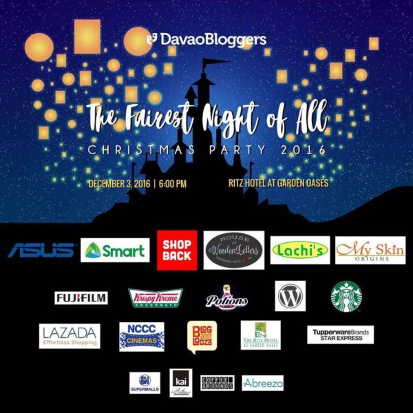 Davao Blogges Christmas Party 2016