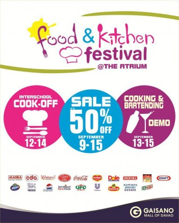 Food and Kitchen Festival