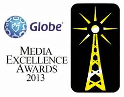 Globe Davao Media Excellence Awards 2013