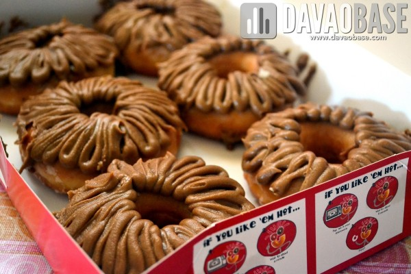 GoNuts Cookie Butter Donuts: Sweet and scrumptious