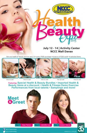Health and Beauty Expo 2013