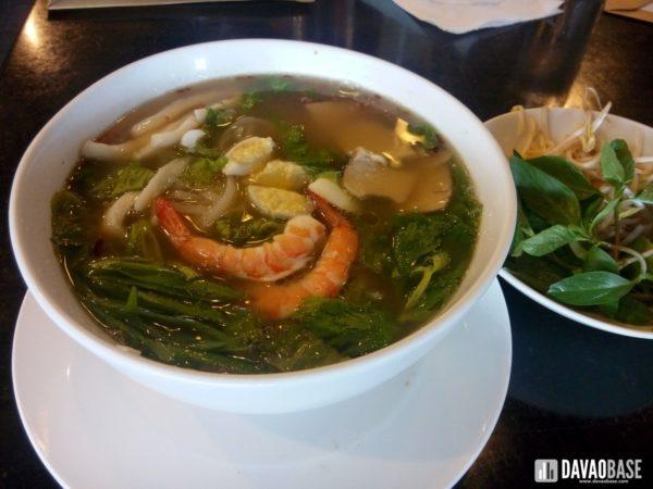 Hu Tieu Tom Thit at Hanoi Vietnamese Cuisine
