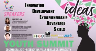 IDEAS youth summit featured occasionsfirst