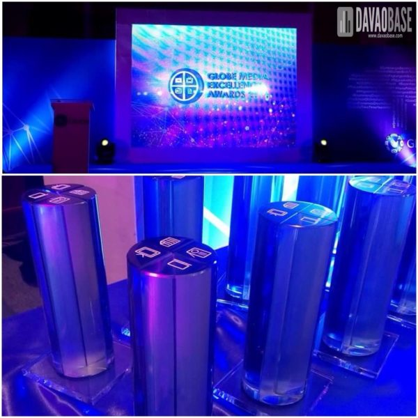 GMEA 2016 trophies