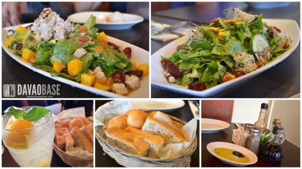 Italiannis appetizers