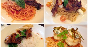 Italiannis weekday lunch deals