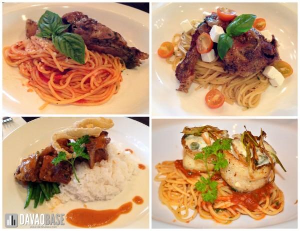 Italiannis weekday lunch deals