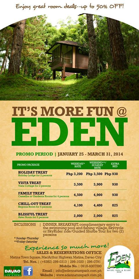 Its More Fun at Eden