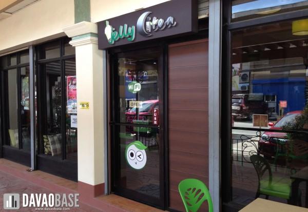 Jelly Citea entrance