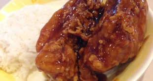 Jollibee honey glazed chickenjoy