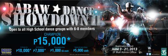 Dabaw Dance Showdown II