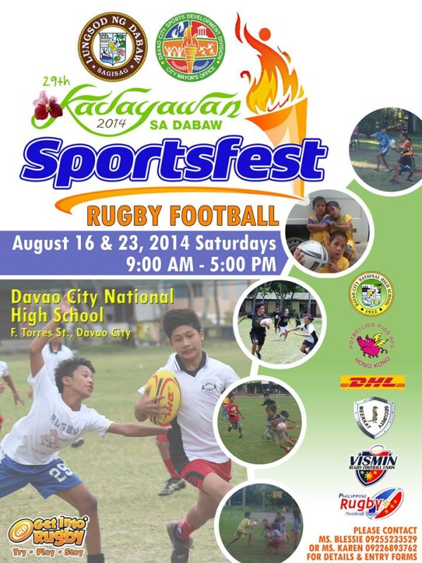Kadayawan Rugby Football