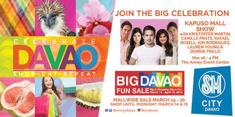 Kapuso Mall Show SM Davao