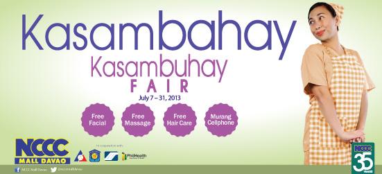 Kasambahay Fair