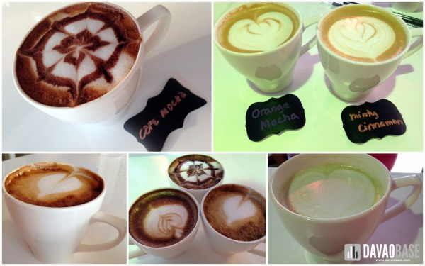Koffie Pauze hot drinks