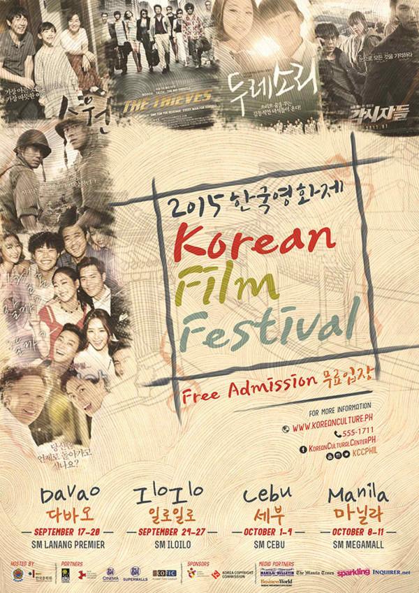 Korean Film Festival 2015