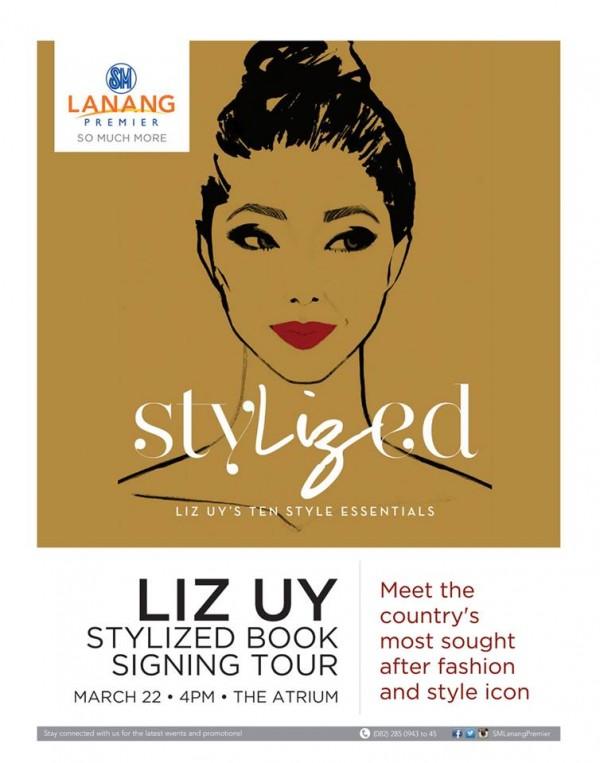 Liz Uy book signing event