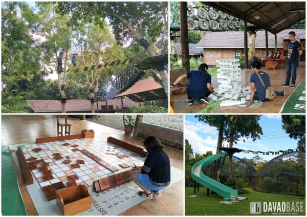 Malagos Garden Resort playground