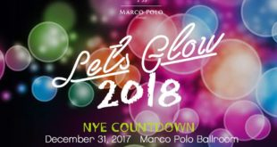 Marco Polo Davao countdown 2018 party