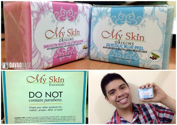 My Skin Essentials soap