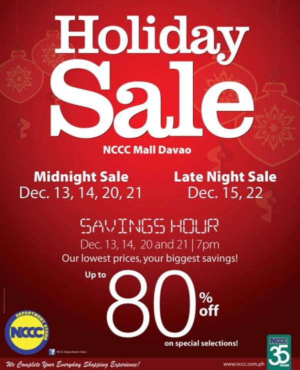 NCCC Mall Christmas mall hours