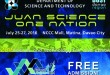 NSTW 2016 Juan Science
