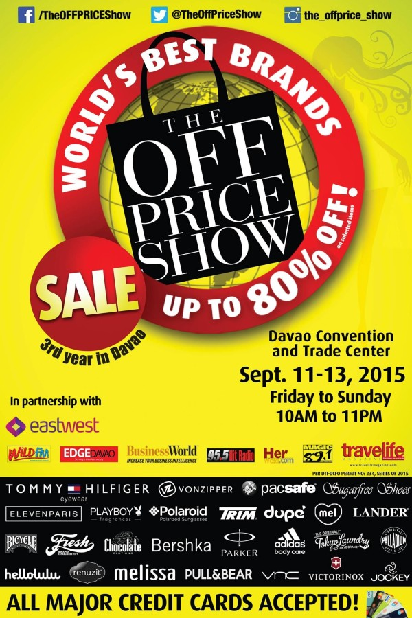 Off Price Show Davao