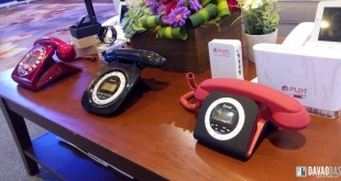 PLDT HOME DSL regine series phones kadayawan 2016