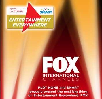 PLDT Smart Fox Entertainment